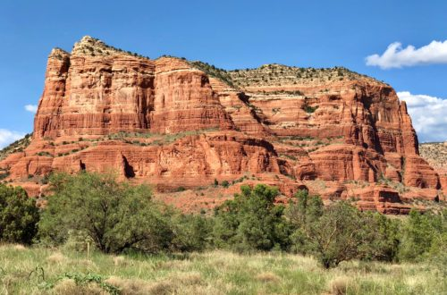 Sedona Courthouse Butte