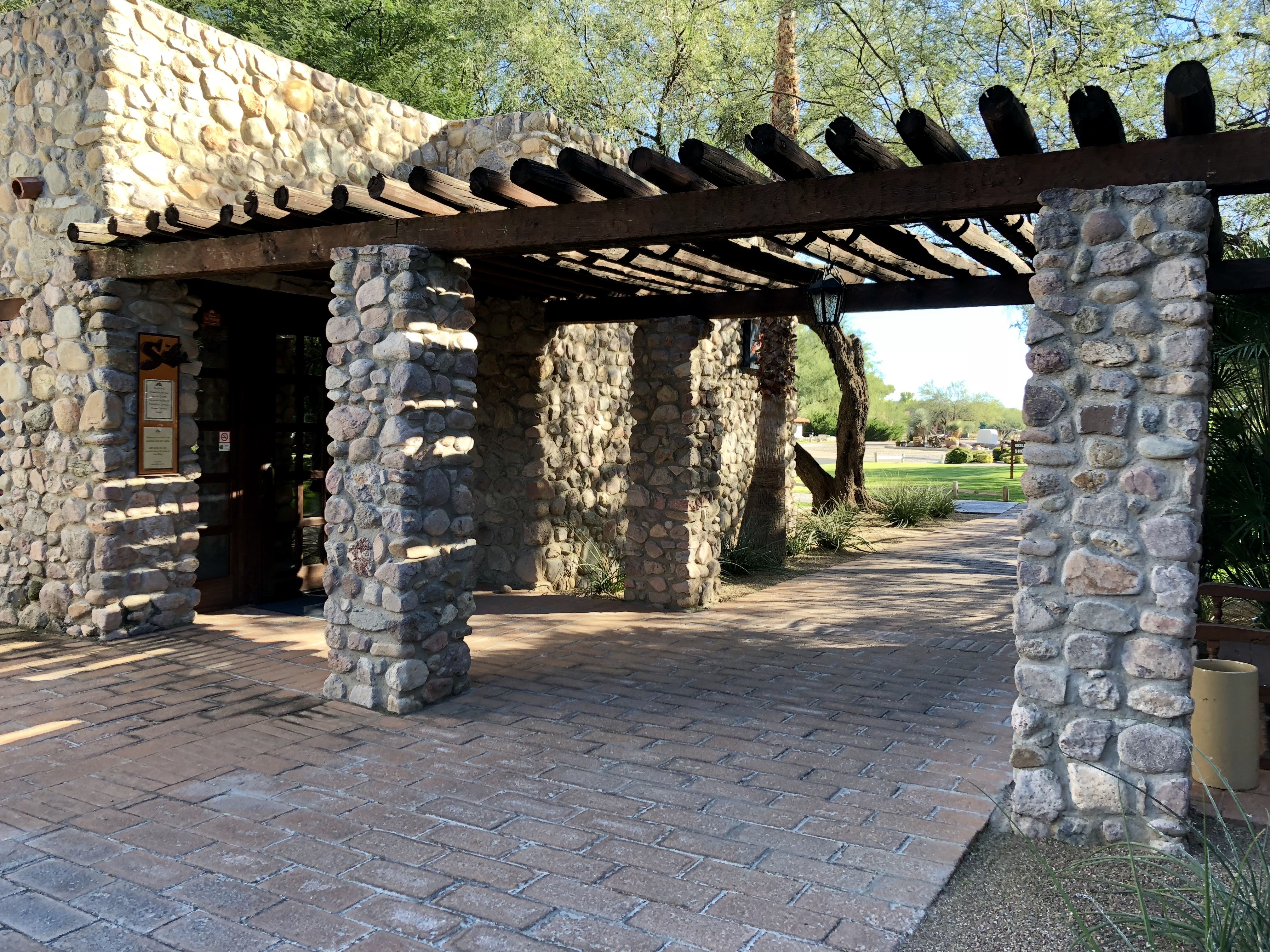 Stone and Timber Construction