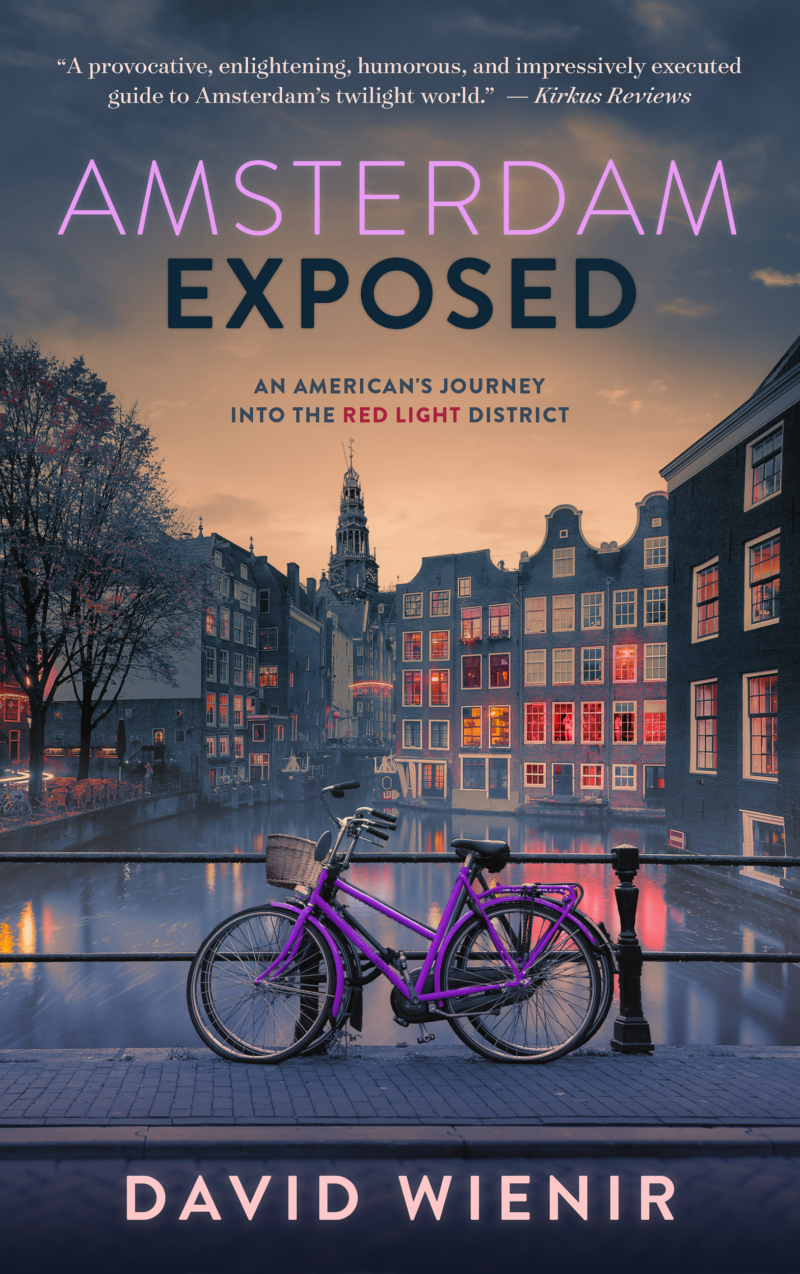 Cover of amsterdam exposed