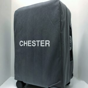 Minima by Chester covered for shipping